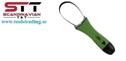 Olje filter nyckel justerbar  65 - 105 mm # JBM-52677