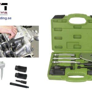 Dieseli Injector insprutnings avdragarsats Citro'en, Peugeot  # JBM-51494