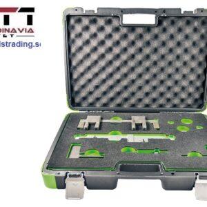 Kam kedjelåsningsverktygs kit  BMW N43 bensin motorer 1,6 och 2,0 # JBM-53260
