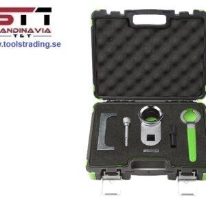 Motor blockering  och inställnings verktygs kit för diesel VAG 2,4 / 2,5D SDI # JBM-53285