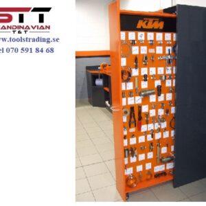 MC lyft och verkstadsutrustning KTM #LV8-14555
