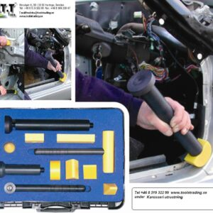 Riktverktyg i gummi #CMO-M3 / 11