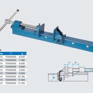 Klämtvingar T- modell # 798-3010100
