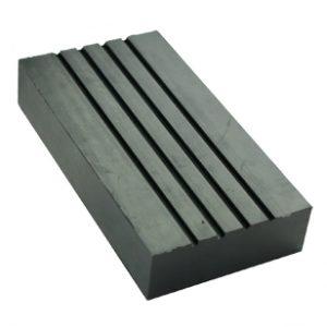 Billyft gummi pad  150 x 80 x 28 mm, #2789-22  Laycock samt Kismet