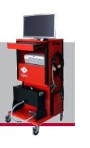 Diesel gasmätare inkl PC