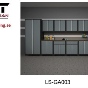 Verktygsinredning  # LAN-GA003