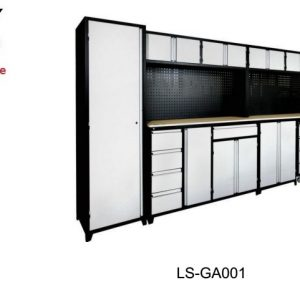 Verktygsinredning  # LAN-LS-GA001
