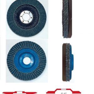 Lamell slip rondellHP  flat 115 mm x 22  Z Plus # 3346-HPZ115-40