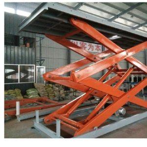 Saxlyft 2,500 kg #IINB-75896