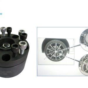 Frihjulsmekanism verktyg - Mercedes Benz och BMW#ZHH-M0003