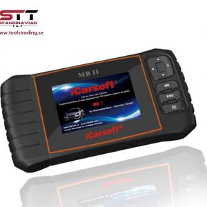 iCarsoft Multi-system Scanner IC-MBII för Mercedes-Benz / Sprinter + OBD II