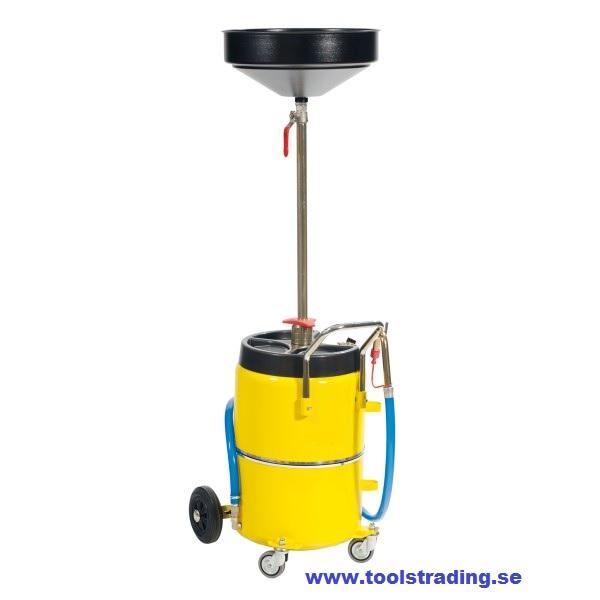 Olje uppsamlingskärl  65 Lit # MEC-045-1462
