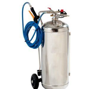 Avfettningspruta / kemikaliespruta  50 lit rostrfri  #MEC-050-1515-00