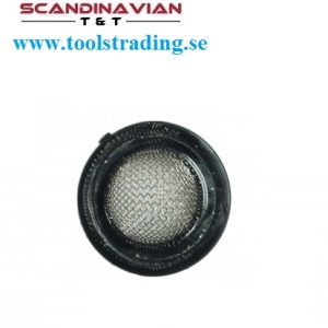 Filterlock rostfritt stål med 50 nätmaskor # MEC-053-1555-000