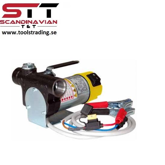 Dieselbränsle  pump Batteridriven    #MEC-091-5080-045
