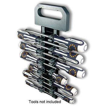 Mejsel rack med magnet fäste #1555-1450