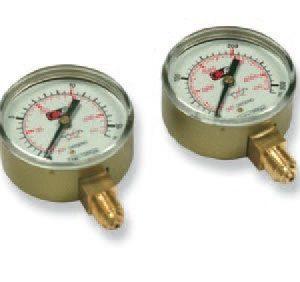 Manometer för gas