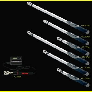 Momentnyckel Digital Nm 10.0 - 135.0 # 982-11060065
