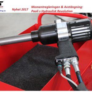 """Hydraul mutterdragare 3/4"""" # DP-DYNO-1"""