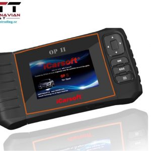 iCarsoft IC-OP II för Opel #IC-OPII