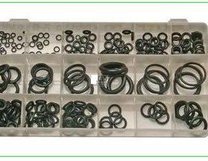 O-Ring sortiment, 3-22 mm