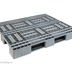 Plastpall 1100 x 1300 x 155 mm
