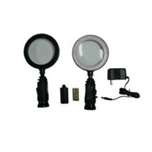 LED arbetsbelysning förstoringsglas #1064-PF2503