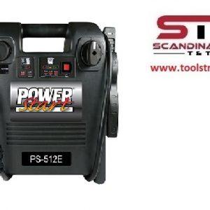 Starthjälp  Booster  12V # SER-PS-512E