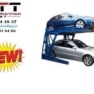 Parkerings billyft  lyft kapacitet 2700 kg # QDMY-8027