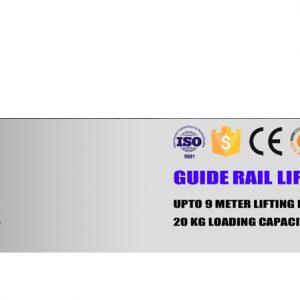 Rullstolslyft   # INB-SSL0.3-4