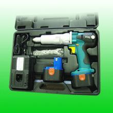 Popnitpistol batteridriven 3,2-6,4 mm  #8189-SER1201V