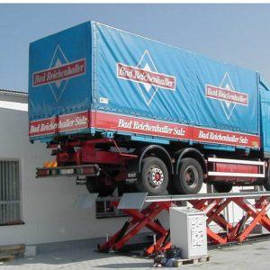 Saxlyftar  8000 kg # IME-SSH-80