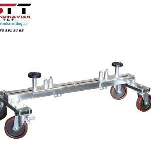 Karosserivagn på hjul # STA-116