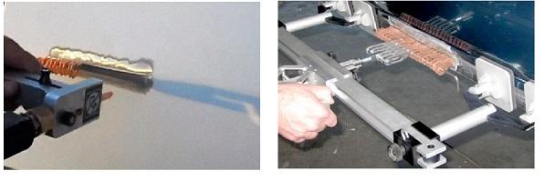 Laddare för slitsade bricko #STA-7502000