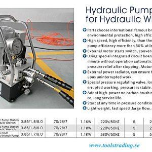 Hydraulpump  #71-SWP3000