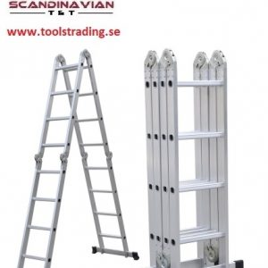 Stege aluminium # SOY-SYM-12S