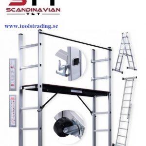 Arbetsplattform i aluminium # SOY-SYS-206
