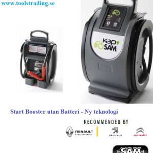 Start booster STARTER SAM # Art nr SAM-78956