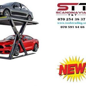 Parkerings billyft kapacit 4500 kg-nyhet 4 Bils #QIN-89566