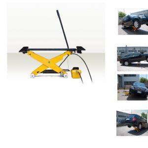 Mini lyft Slift max lyft kap 2500 kg # Art nr CMO-95632