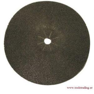 Trä golvsliprondell 425 mm korn 16