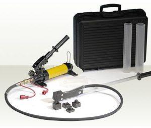 Hydraulisk kit för riktning sidodelar # Art nr CMO-56985