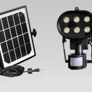 Solcell LED  sensor ljus