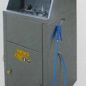 Lackpistol tvättmaskin med automatisk och manuell tvätt
