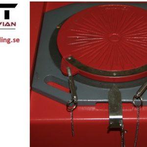 Billyft Hydraulisk 4-Pelar lyft med 5,5 ton lyft kapacitet  #LU-TLT445W