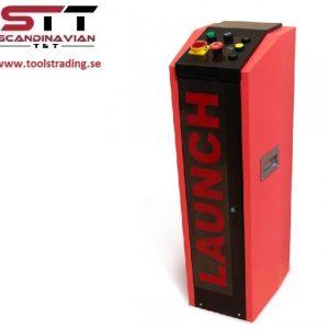 Saxlyft Launch med dubbla hydraul cylindrar  # LU-TLT-632AF
