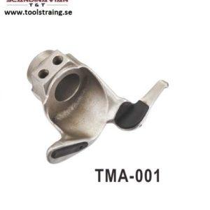 Däckmaskinshuvud metall #BEAL-TMA-001