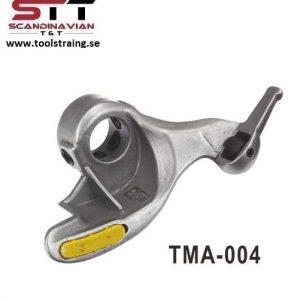 Däckmaskinshuvud metall #BEAL-TMA-004