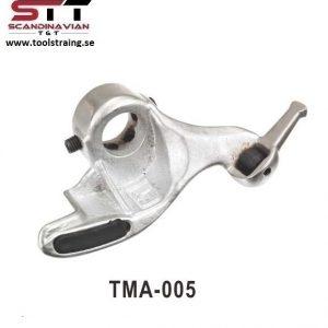Däckmaskinshuvud metall # BEAL-TMA-005