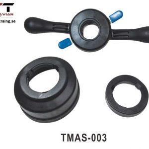 Däckmaskinsnavhållare snabb #BEAL-TMA-001
